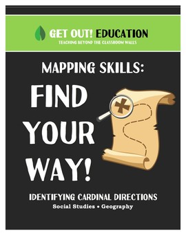 Find Your Way (Identifying Cardinal Directions)