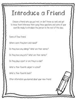 Find a Friend & Introduce a Friend
