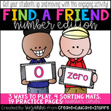 Find a Friend (Number Edition 0-20)