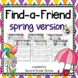 Spring Games ~ Find a Friend