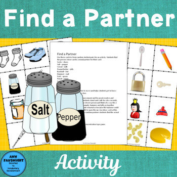 Find a Partner Activity