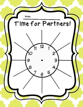 Time for Partners! | Partnering System