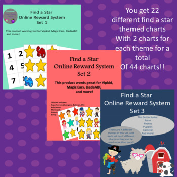 Find a Star Bundle for VIPKID, DadaABC, Magic Ears, and more!