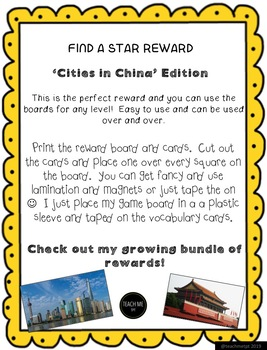Find a Star Reward - VIPKID - In My Country -  Level 4 Unit 4 Lesson 2