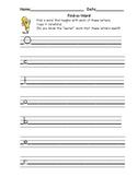 Find-a-Word Set for October - June