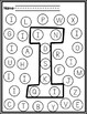 Find and Cover Alphabet Letters