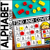 Uppercase and Lowercase Identification {Activities to Teach Letter Recognition}