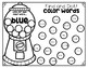 Find and Dot Color Words