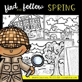 Find Articulation and Follow Directions Speech and Language: Spring