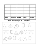 Find and Graph the Shape