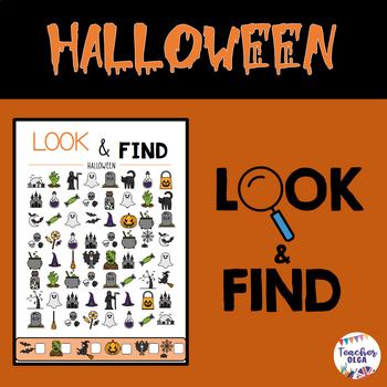 Find and count Halloween