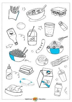 Find it - Food