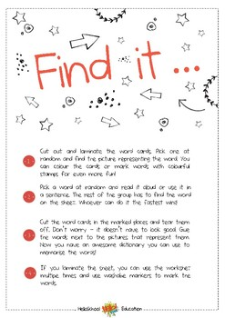 Find it - Health