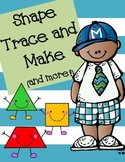 Shape Trace and Make (and more!)