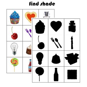 Find shade