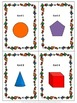 Find that Shape and Name that Shape Scavenger Hunts 2 complete activities