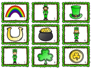 Find that Sight Word! St. Patrick's Day Edition
