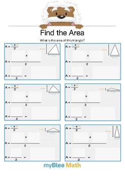 Find the Area 1.3 - Find the Area - Gr 6