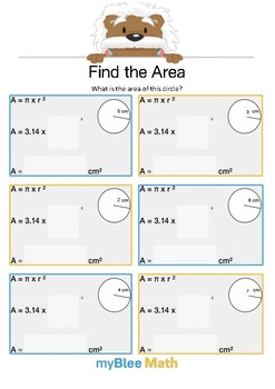 Find the Area 1.4 - Find the Area - Gr 6