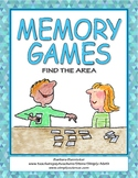 Find the Area Memory Game