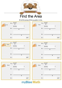 Find the Area 2.3 - Find the Area - Gr 6