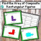 Find the Area of Composite Rectangular Figures