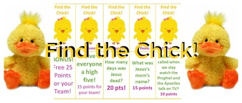 Find the Chick!