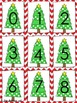 Find the Christmas Pickle ABC and Number Pocket Chart Activities