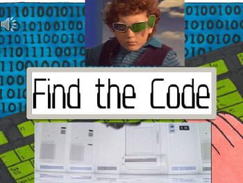 Find the Code Grade 6 - Do you Know Anything About ...?
