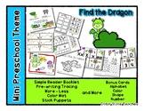 Find the Dragon - Mini Preschool Theme