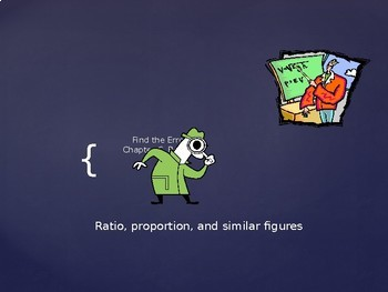 Find the Error! Ratio, Proportion and Percent