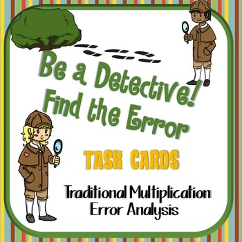 Error Analysis: Multiplication