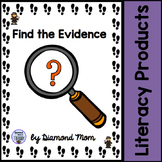 Find the Evidence