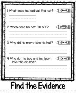 Find the Evidence and Vowel Sort Flip Books {Short and Long A Passages}