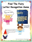 Find the Fairy Letter / Sound Recognition Game