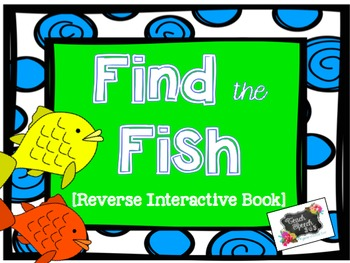 Find the Fish Reverse Interactive Book