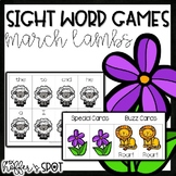 Find the Flower {Differentiated March Sight Word Game}