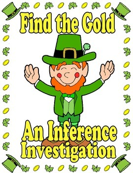 St. Patrick's Day Inferences with QR Codes