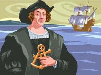 Find the Hero in You ~ Christopher Columbus ~ Multimedia