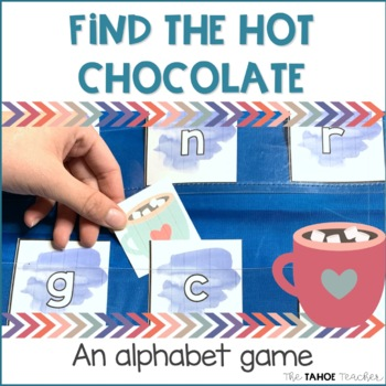 Find the Hot Chocolate: An ABC Freebie