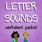 Find the Letter Sounds Mini Packet