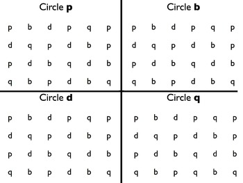 Find the Letter(s)