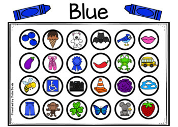 Find the Colors Boom Cards! Color Recognition FREEBIE Distance Learning