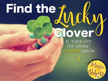 Find the Lucky Clover Rhythm Game {rest}