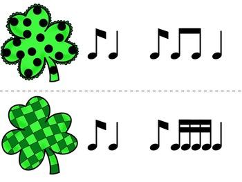 Find the Lucky Clover Rhythm Game {syncopa}