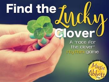Find the Lucky Clover Rhythm Game {ti-tika}