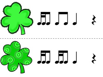 Find the Lucky Clover Rhythm Game {tika-ti}