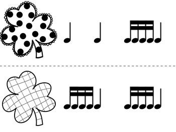 Find the Lucky Clover Rhythm Game {tika-tika}