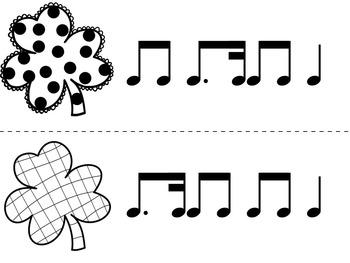 Find the Lucky Clover Rhythm Game {tim-ka}
