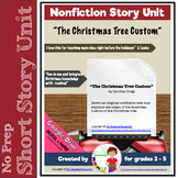 Find the Main Idea (Nonfiction Reading) The Christmas Tree Custom